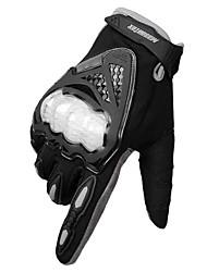 Недорогие -Полныйпалец Универсальные Мотоцикл перчатки Лайкра Износостойкий / Защитный / Non Slip