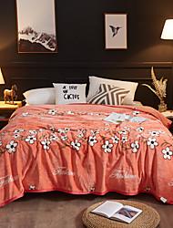 billige -Seng tæpper, Blomst polyester Saucen jævnes dyner