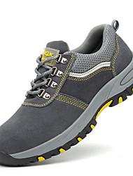 Недорогие -защитные ботинки для безопасности на рабочем месте поставляет против резания, предотвращает наводнение, анти-пирсинг, антистатические износостойкие