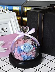 Недорогие -Не персонализированные Стекло Подарочные коробки Невеста / Свидетельница / Дружка Свадьба / На каждый день -