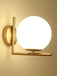 baratos -Proteção para os Olhos / Fofo Moderno / Contemporâneo Quarto / Quarto de Estudo / Escritório Metal Luz de parede 110-120V / 220-240V 40 W