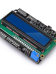 Недорогие -1602 экран модуля lcd дисплей v3 для arduino uno r3 mega2560 nano