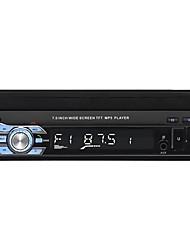 abordables -Factory OEM 9601 7 pouce 2 Din Autre Voiture MP5 Player Ecran Tactile / Bluetooth Intégré / Support SD / USB pour Universel RCA / Audio / Sortie AV Soutien MPEG / AVI / MPG MP3 / WMA / WAV GIF / JPG