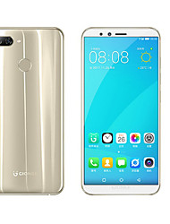 "Недорогие -GIONEE F6 5.7 дюймовый "" 4G смартфоны (3GB + 32Гб Фонарь / 1300+200 mp Qualcomm Snapdragon 430 2970 mAh mAh)"