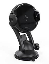 Недорогие -Беспроводное зарядное устройство Зарядное устройство USB USB Беспроводное зарядное устройство 1 USB порт 1.5 A DC 9V для iPhone X / iPhone 8 Pluss / iPhone 8