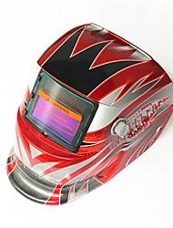 Недорогие -солнечный автопокрашивающий шлем для сварки 107 крон