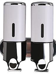 Недорогие -Дозатор для мыла Новый дизайн / Cool Современный Металл 1шт На стену