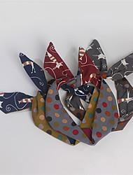 abordables -Tissu en Coton Bandeaux avec Motif / Impression 1 Pièce Usage quotidien Casque