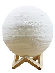 Недорогие -Юпитер свет сенсорный двойной цвет 15 cmsmart фары mxd 1501 3d печать свет дома декоративные ночной свет для подарка