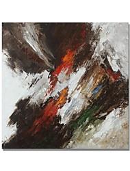 Недорогие -styledecor® современная ручная роспись абстрактной масляной живописи на холсте для настенного искусства, готовая повесить искусство