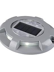Недорогие -1шт 2 W Свет газонные / Светодиодный уличный фонарь / Солнечный свет стены Работает от солнечной энергии / Декоративная / Управление освещением Тёплый белый / Белый 1.2 V