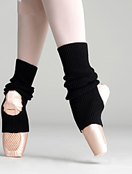 Недорогие -Детская одежда для танцев Сценический реквизит Жен. Учебный / Выступление Покрытие пряжа