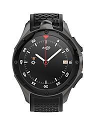 Недорогие -Allcall W2 Смарт Часы Android iOS Bluetooth OTG GPS Smart Спорт Водонепроницаемый ЭКГ + PPG Секундомер Педометр Напоминание о звонке Датчик для отслеживания активности / Пульсомер / Сенсорный экран