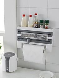 Недорогие -Кухонная организация Коробки для хранения АБС-пластик Аксессуар для хранения / Творческая кухня Гаджет / Прост в применении 1шт