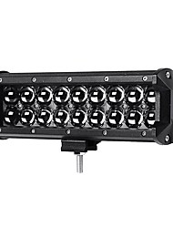 abordables -OTOLAMPARA 1 Pièce Aucune Automatique Ampoules électriques 90 W LED Haute Performance 9000 lm 18 LED Lampe de Travail Pour Toyota / Ford PT Cruiser / Transit / Kuga Toutes les Années