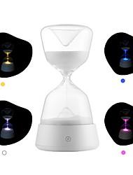 Недорогие -brelong creative usb зарядка песочные часы со спальной атмосферой ночной свет 1 шт.