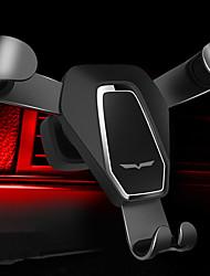 Недорогие -Автомобиль Держатель подставки Воздухозаборная решетка Тип пряжки / Тип тяжести / Регулируется Металл Держатель
