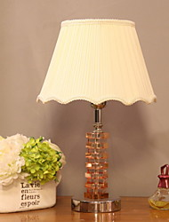 abordables -Moderne contemporain Décorative Lampe de Table Pour Chambre à coucher Cristal 220V
