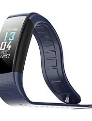 abordables -KUPENG B66 Bracelet à puce Android iOS Bluetooth GPS Elégant Sportif Imperméable Podomètre Rappel d'Appel Moniteur d'Activité Moniteur de Sommeil Rappel sédentaire / Moniteur de Fréquence Cardiaque
