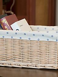 levne -Není tkané Obdélníkový Nový design Domov Organizace, 1ks Skladovací koše