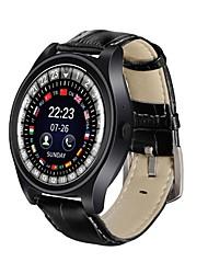 Недорогие -Kimlink R68 Смарт Часы Android Bluetooth Хендс-фри звонки Медиа контроль Фотоаппарат Регистрация дистанции Информация