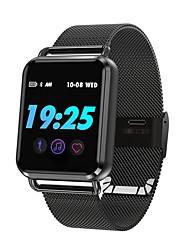 baratos -BoZhuo Q3pro Pulseira inteligente Android iOS Bluetooth Esportivo Impermeável Monitor de Batimento Cardíaco Medição de Pressão Sanguínea Cronómetro Podômetro Aviso de Chamada Monitor de Sono Lembrete
