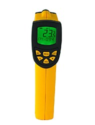 abordables -thermomètre infrarouge numérique professionnel ar862a lcd ir + -50 ~ 900c