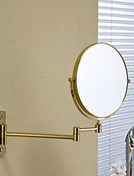 abordables -Miroir Ajustable / Cool Moderne Métal 1pc Salle de bain