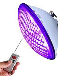 Недорогие -светодиодный бассейн светодиодные фонари 18w ip68 пруд rgb par56 пульт дистанционного управления подводный свет