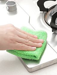 billige -Køkken Rengørings midler Acetat Rengøringsbørste og klud Slimfit / Simple 1pc