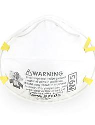 Недорогие -Выносливая маска for Безопасность на рабочем месте Защита от пыли 0.02 kg