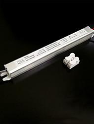 Недорогие -zdm 12v 1.5a dc узкая пластина и небольшой объем универсальный регулируемый импульсный источник питания 18 Вт для рекламы световой короб светодиодные полосы света от ac110-220v до dc12v
