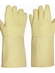 Недорогие -защитные перчатки для безопасности на рабочем месте, высокая термостойкость 500 500