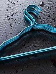 Недорогие -пластик Многофункциональный Одежда Вешалка, 1шт