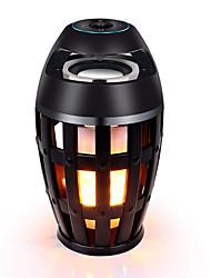 Недорогие -1pc led night light usb bluetooth перезаряжаемый мерцающий динамик огня эмуляции с USB-портом беспроводной