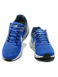 Недорогие -Муж. Комфортная обувь Эластичная ткань Весна & осень Спортивная обувь Для фитнеса Дышащий Черный / Синий / Черно-белый / Атлетический