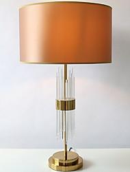 baratos -Simples Decorativa Luminária de Mesa Para Sala de Jantar / Corredor Cristal 220V