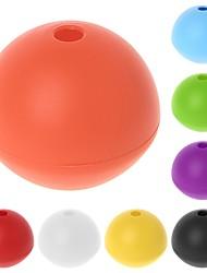 Недорогие -силиконовый ледяной шарик производитель мороженого различный цвет