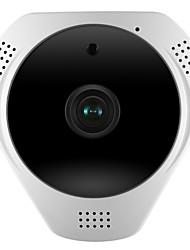 Недорогие -Sannce® 960p 360 Wi-Fi панорамный HD IP-камера ночного видения Поддержка двухстороннего аудио 64 ГБ SD-карты