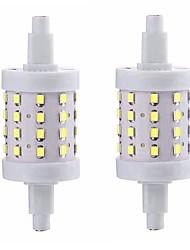 Недорогие -SENCART 1шт 5 W 800 lm R7S Люминесцентная лампа 36 Светодиодные бусины SMD 2835 Декоративная Тёплый белый / Холодный белый 85-265 V