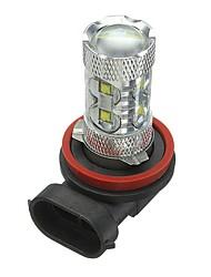 Недорогие -h8 12 xb-d светодиодные smd мощные фары противотуманные фары