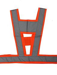 Недорогие -видимость трафика жилетки жилет безопасности светоотражающие полосы защитная куртка