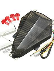 Недорогие -1 шт. Проводное подключение Мотоцикл Лампы Лампа поворотного сигнала / Задний свет / Тормозные огни Назначение YAMAHA Все года