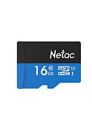 Недорогие -Netac 16 Гб карта памяти UHS-I U1 / Class10 P500