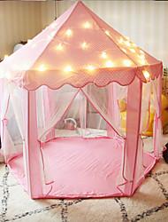 Недорогие -складной типи детская палатка игровой домик вигвам портативные игрушечные палатки для детей девочка девочка мальчик открытый крытый театр принцессы замок