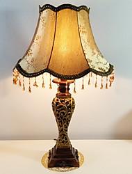 Недорогие -Художественный Декоративная Настольная лампа Назначение Спальня Металл 220 Вольт