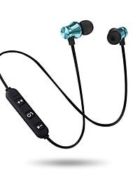Недорогие -bestsin M10 В ухе Bluetooth 4.2 Наушники наушник Пластиковый корпус Мобильный телефон наушник Стерео / С микрофоном / С регулятором громкости наушники