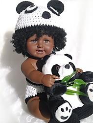 저렴한 -다시 태어난 인형 남아 20 인치 살아 있는 것 같은 귀여운 아동 아이의 남여 공용 장난감 선물