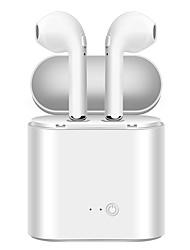 abordables -soyto i7s tws EARBUD Bluetooth 4.2 Ecouteurs Ecouteur ABS + PC Téléphone portable Écouteur Stereo / Dual Drivers / Isolation du bruit Casque