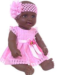 저렴한 -다시 태어난 인형 여아 20 인치 실리콘 - 살아 있는 것 같은 귀여운 아동 아이의 남여 공용 장난감 선물